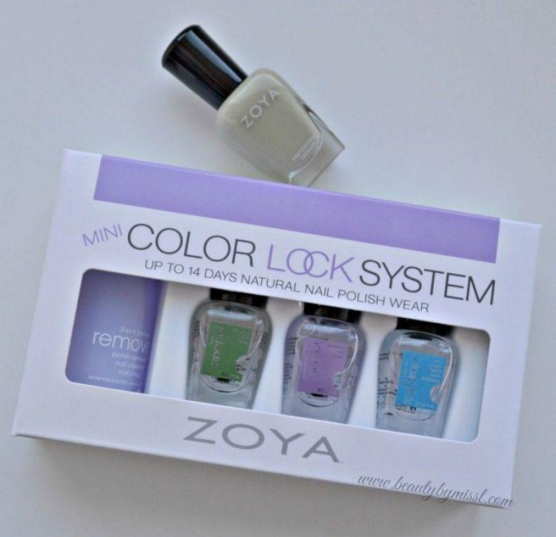 ZOYA Color Lock System