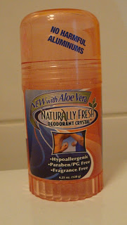 Naturally Fresh kristalldeodorant