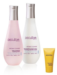 Decleor Aroma Cleanse Cleansing Milk & Tonifying Lotion Special Edition Duo