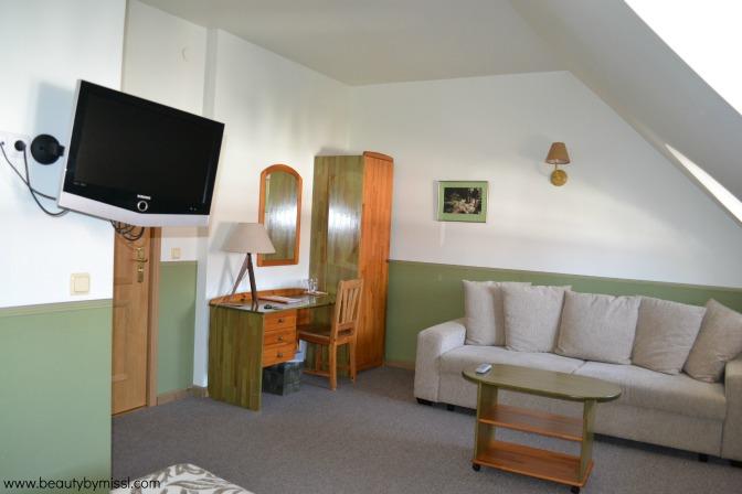 Sagadi Manor double room