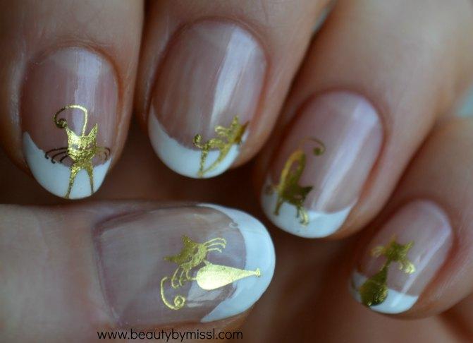 cat manicure