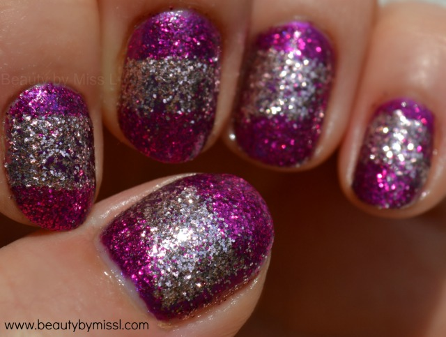Celebrate the Occasion nail art challenge: Party On!