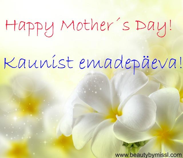 Ilusat emadepäeva