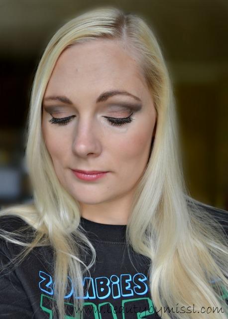 Budget Friendly makeup look