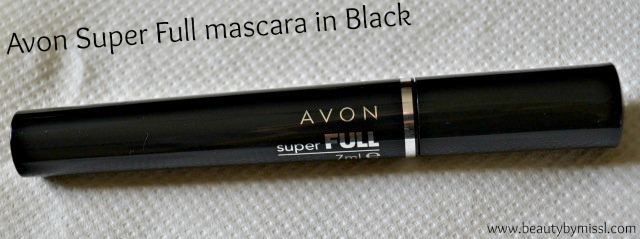 Avon Super Full mascara