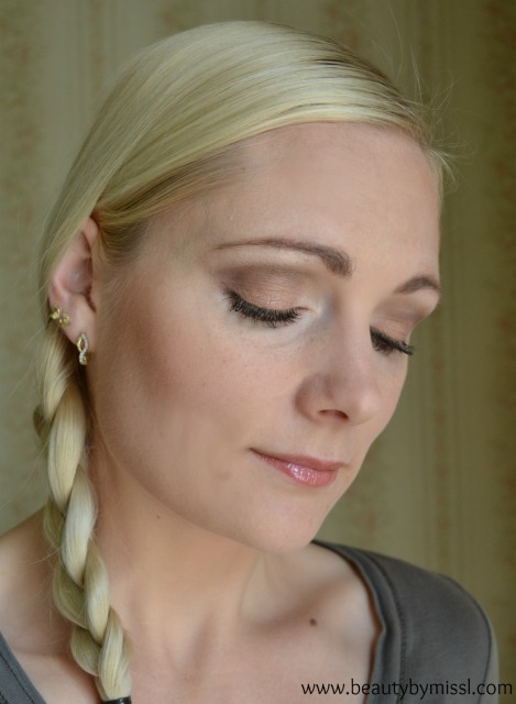 fotd with Urban Decay Naked2 palette
