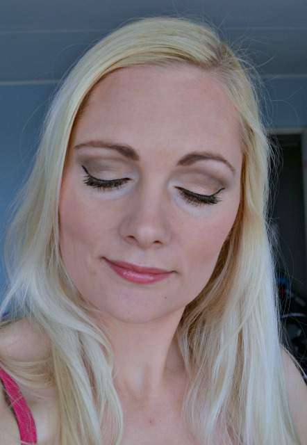 my simple everyday makeup