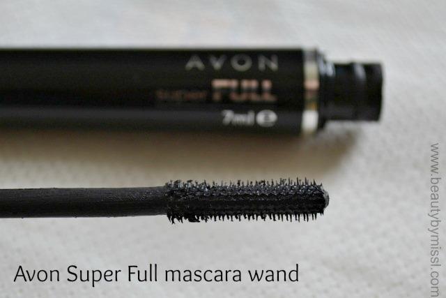 Avon Super Full mascara review