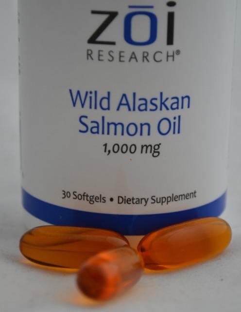 ZOI Research Wild Alaskan Salmon Oil softgels review