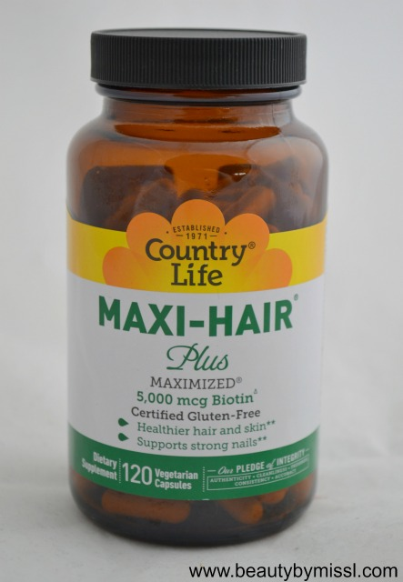 Country Life Maxi Hair Plus