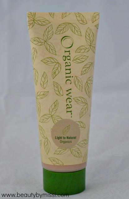 Physician´s Formula Organic Wear Tinted Moisturizer SPF15