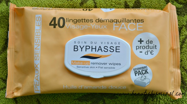 Byphasse Makeup Remover Wipes