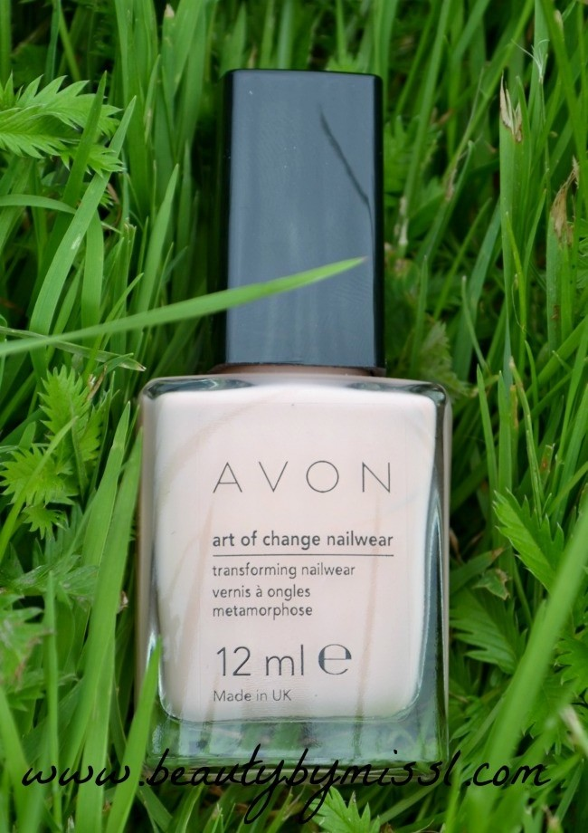 Avon Art of Change nailwear nail polish