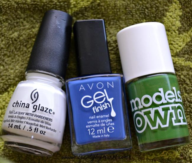 nail polishes