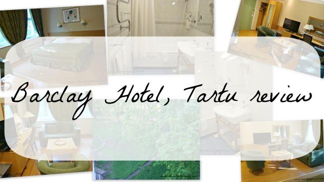 Barclay Hotel Tartu review