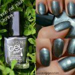 Avon Gel Finish nail polish in Sterling