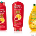 Garnier Fructis Color Resist and Miraculous Oil