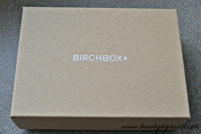 Birchbox UK August 2014