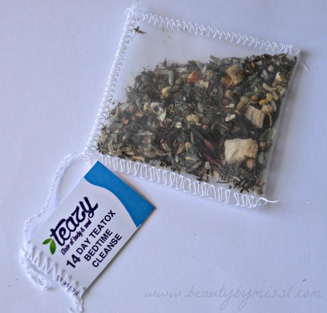 14 day Teatox Bedtime Cleanse tea