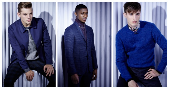 River Island Menswear AW14 Collection