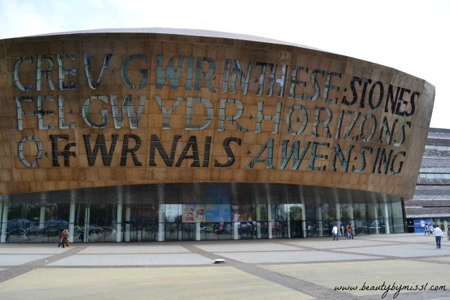 Wales Millenium Center