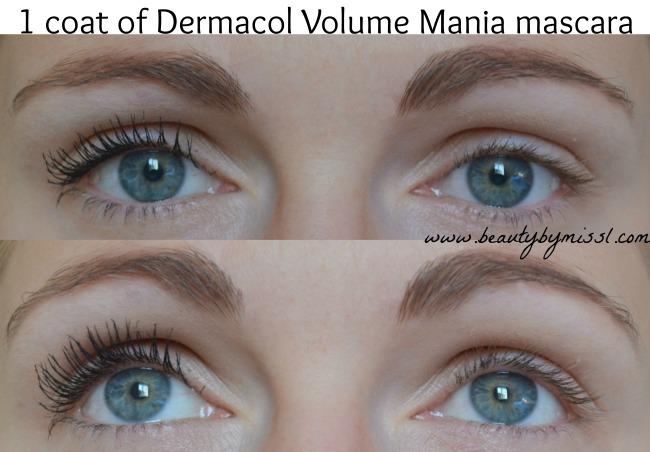 Dermacol Volume Mania mascara