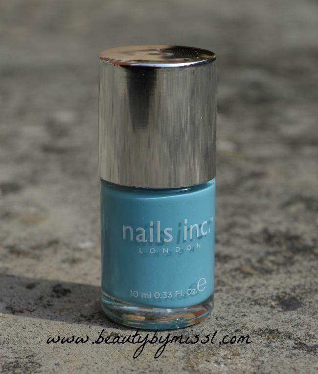Nails inc St James Square