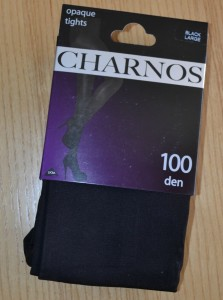Charnos 100 Denier Opaque Tights Charnos 100 Denier Opaque Tights