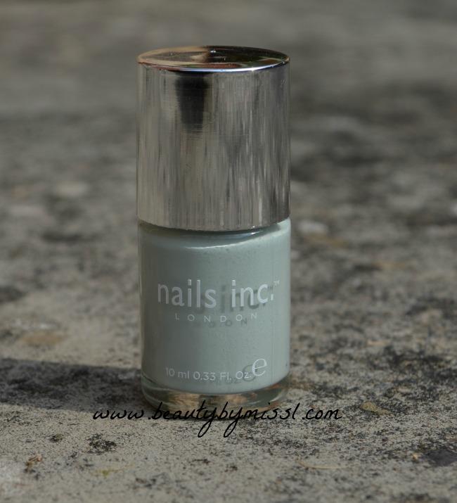 Nails inc Holland Park Gardens