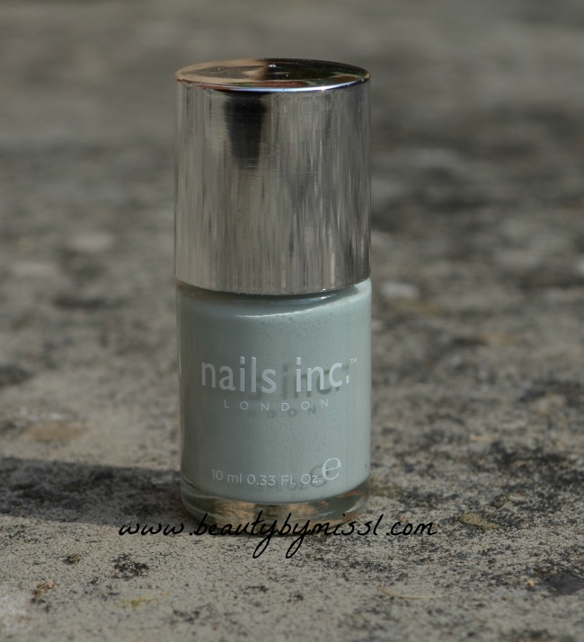 Nails inc Holland Park Gardens