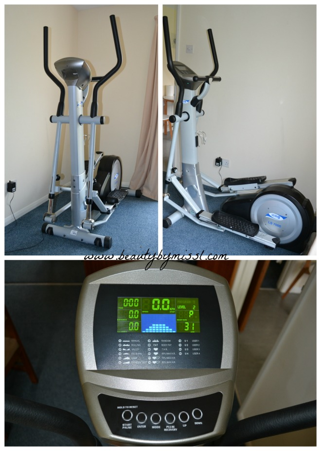 cross trainer from Hire Fitness