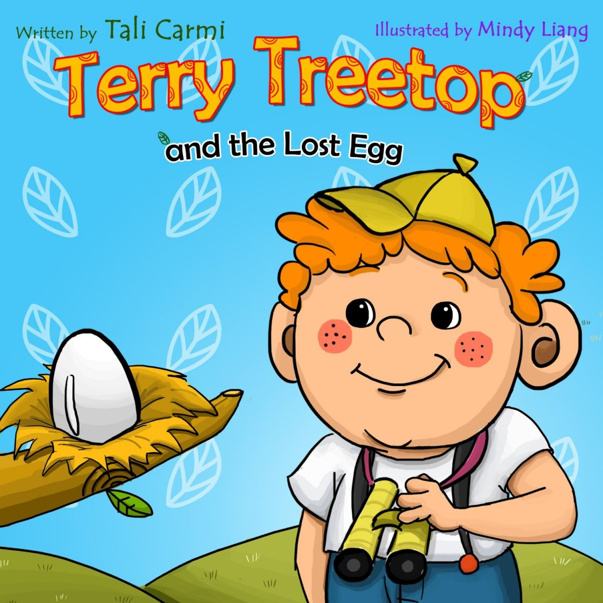 Book review: Terry Treetop and the Lost Egg