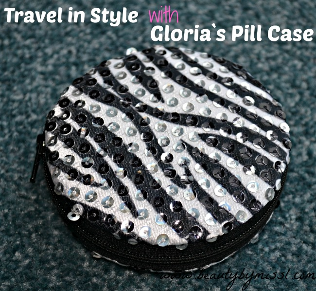 Travel in Style with Gloria`s Pill Case