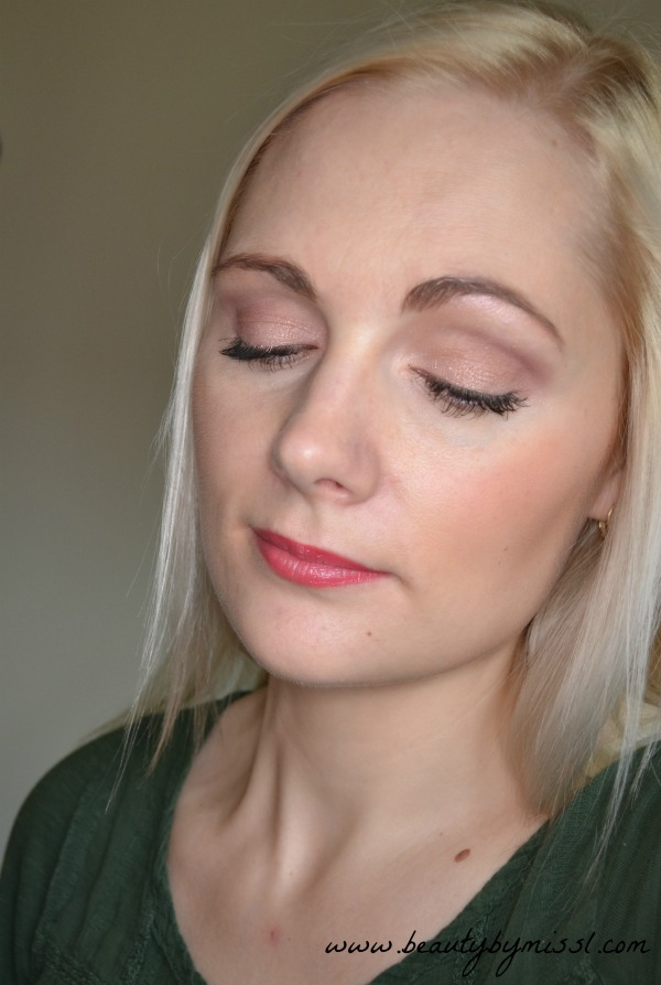 daytime makeup look