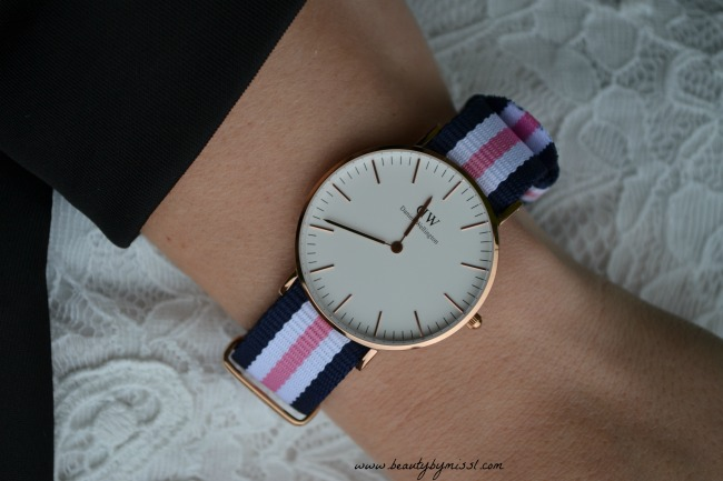 Daniel Wellington Classic Southampton Lady watch