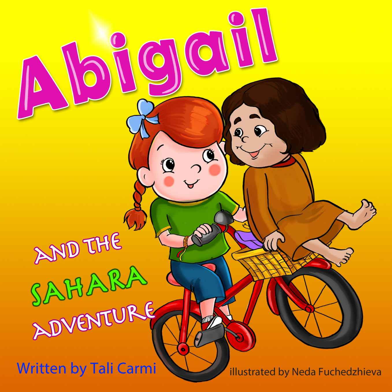 Abigail and the Sahara Adventure