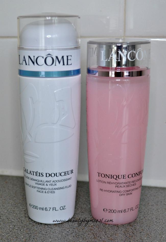 Lancome Galatéis Douceur & Tonique Confort