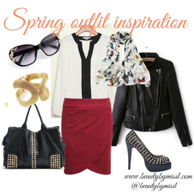 spring outfit inspiration