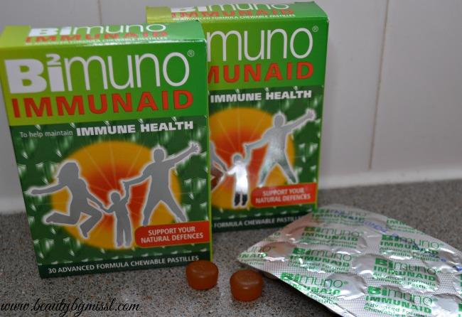 Bimuno Immunaid