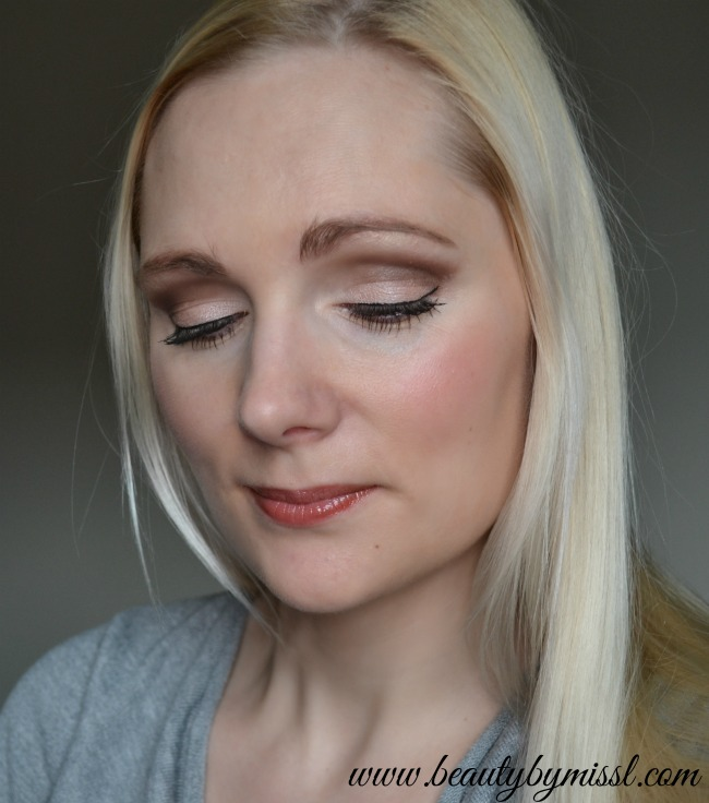 FOTD with Cargo Cosmetics Vintage Escape Eye Palette