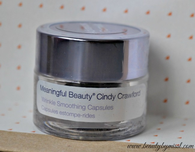 Meaningful Beauty Wrinkle Smoothing Capsules