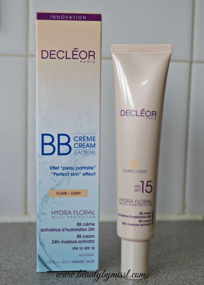 Decleor Hydra Floral Multi-Protection BB Cream 24hr Moisture Activator