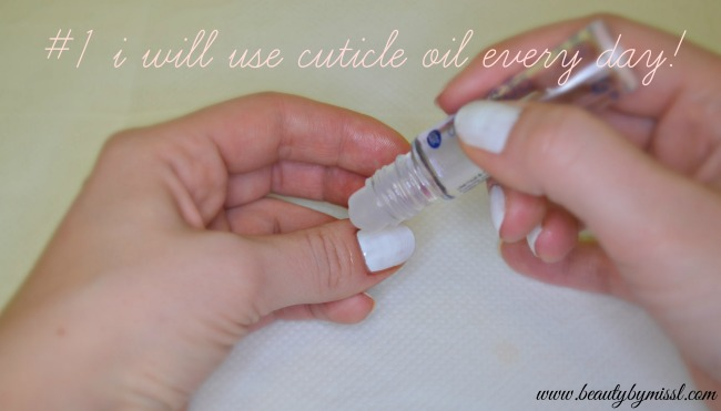 cuticle oil