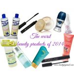 The worst beauty products of 2014