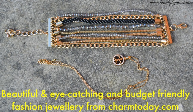Beautiful and budget friendly jewellery from Charmtoday