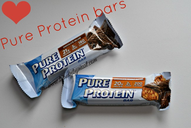 Pure Protein High Protein bars