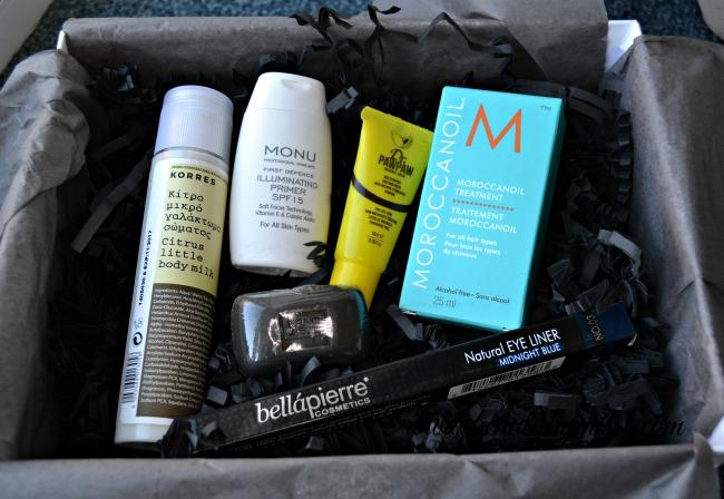 Lookfantastic Beauty Box February 2015