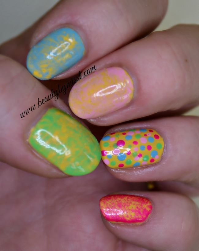 NOTD: I Love the Color ...