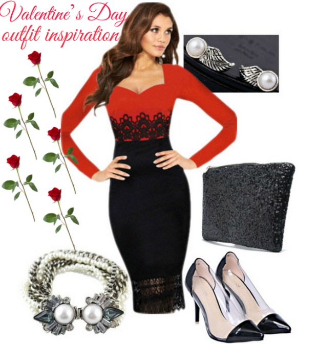 Valentineu2019s Day outfit inspiration - Beauty by Miss L