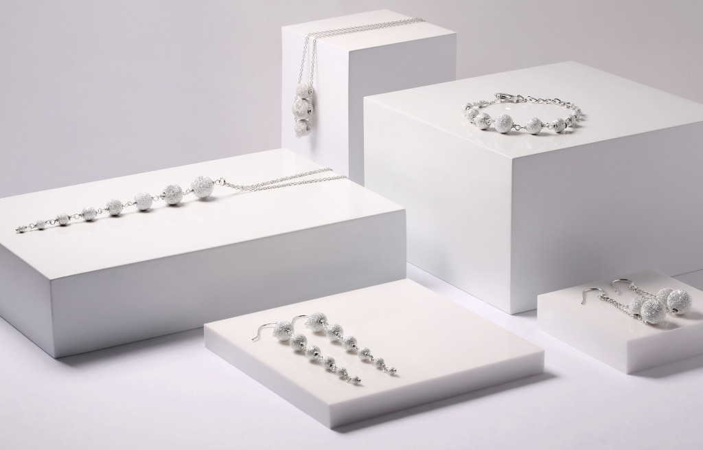 new silver jewellery fashion collection Lola